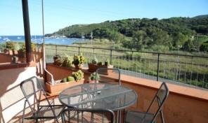 Bilocale con veranda- Vista mare (rif.45)
