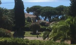 Capo d'Arco, bilocale vista mare (rif.161)