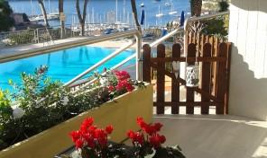Porto Azzurro, piscina e Vista Mare