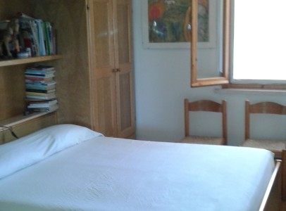 A Elba camera da letto con vista mare terrazzo