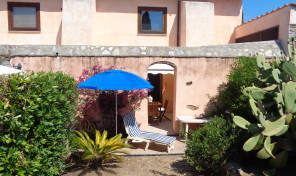 Porto Azzurro, Trilo/ giardino- 4/6 pax-Rif.62