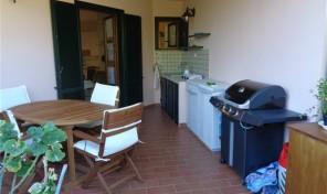 Porto Azzurro, Appartamento con garage (rif.169)