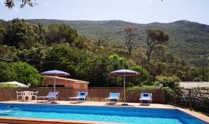 NISPORTO, Bilo in residence con piscina (rif.449)